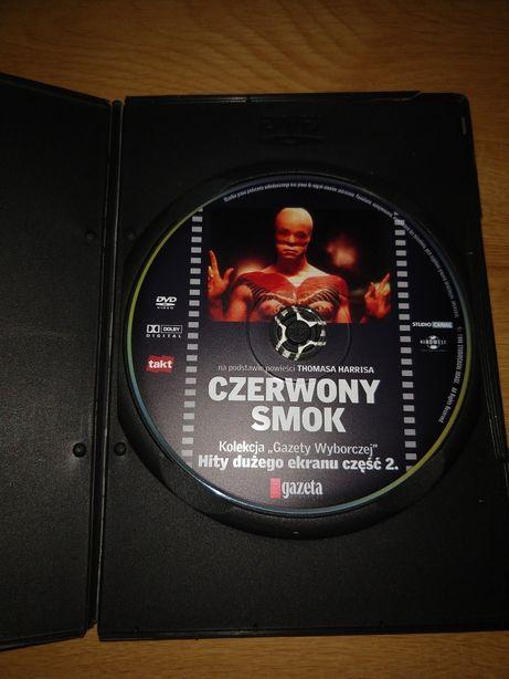 """Film na DVD pt: """"Czerwony Smok"""""""