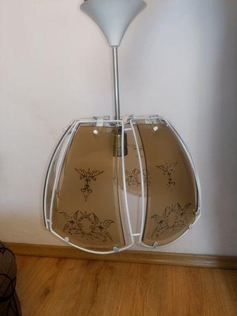 Kolekcjonerska lampa z PRL-u