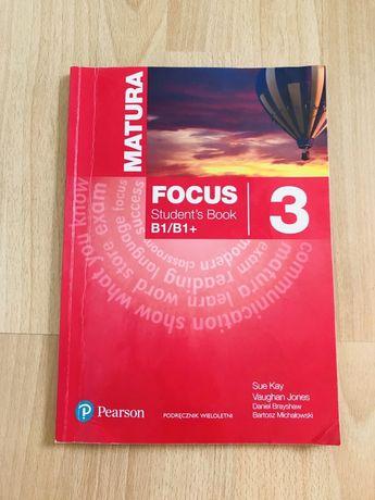 Matura Focus 3- podręcznik