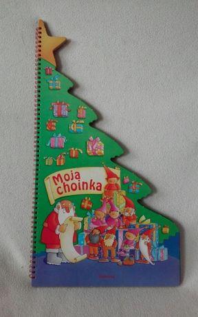 Książeczka - choinka