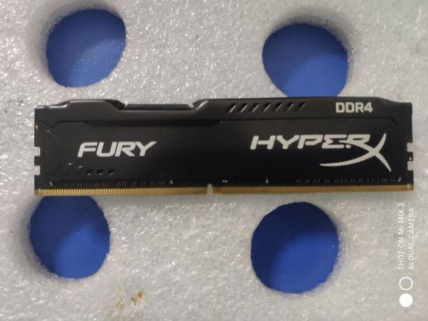 HyperX Fury Black DDR4-3200 16gb