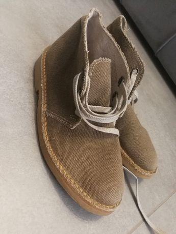 Buty chłopięce skórzane rozmiar 32 jak nowe