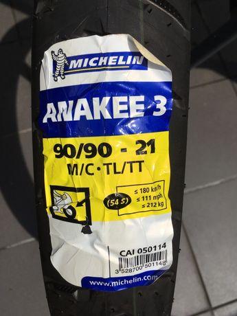 Opona motocyklowa przód Michelin Anakee 3 90/90-22 54S
