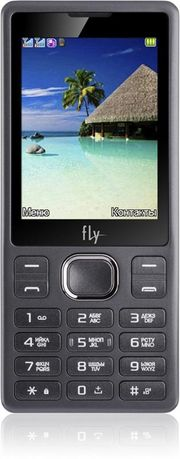 Fly FF282 Dual Sim Black
