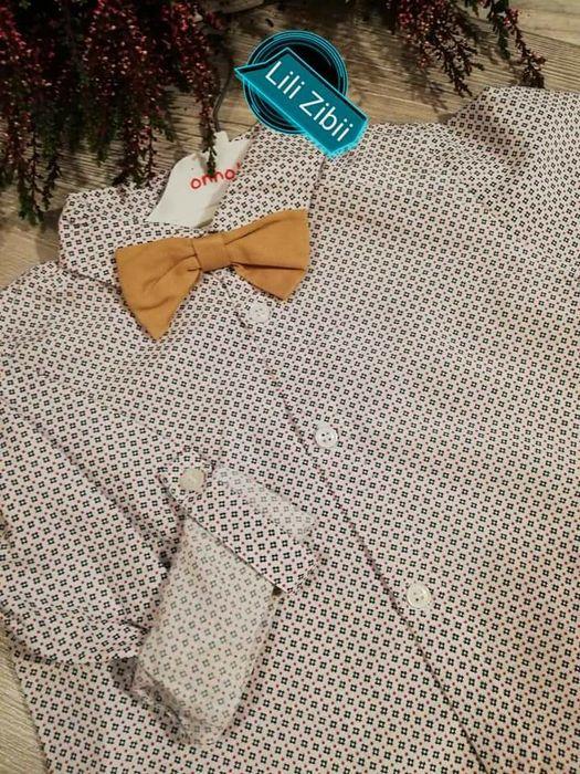 Koszula z muszką oz 86, 92,98,1 Gliwice - image 1