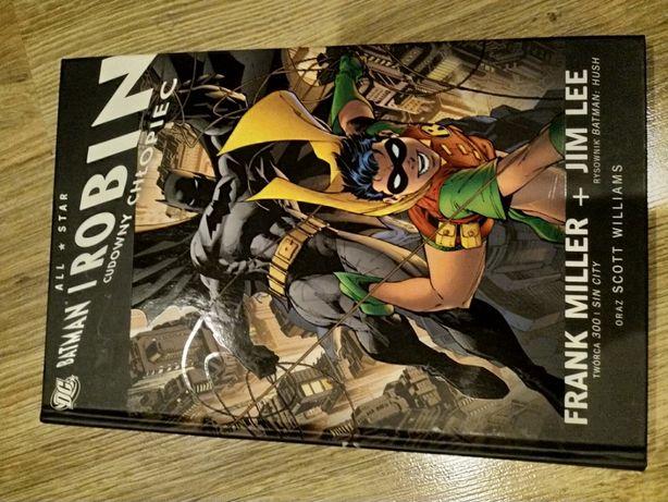 All-Star Batman Miller Lee Unikat