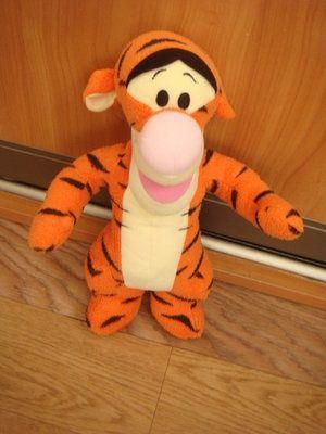 Мягкая игрушка тигр из мультика Винни Пух