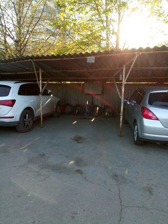 Продам место на крытой,охраняемой автостоянке