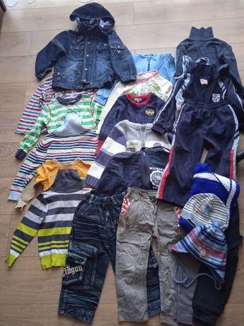 Пакет одежды мальчик 92-104