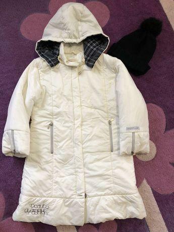 Пальто демі для дівчинки