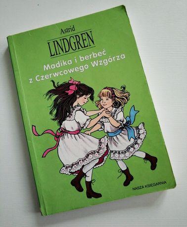 Marika i berbeć Astrid Lindgren