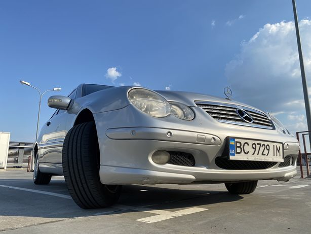 Mercedes-Benz 220CDI w203 sport cоupe