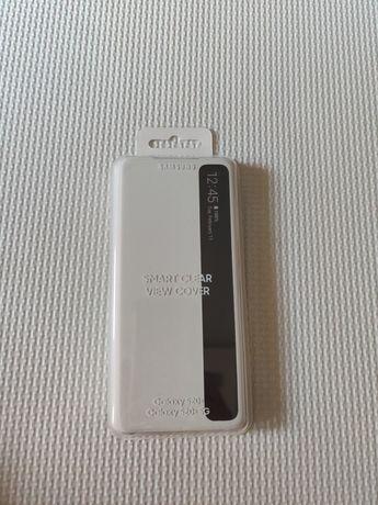 Etui Samsung Galaxy s20 plus clear view