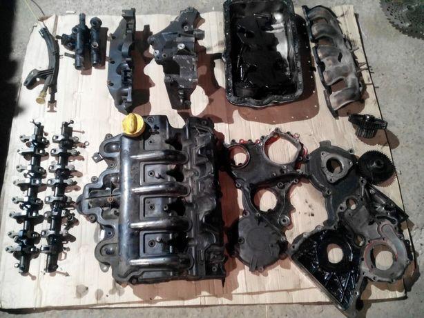 запчасти двигатель Opel movano