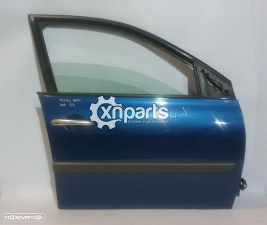 Porta Frente Dto RENAULT MEGANE II Carrinha 2003 - 2009 Azul Usado
