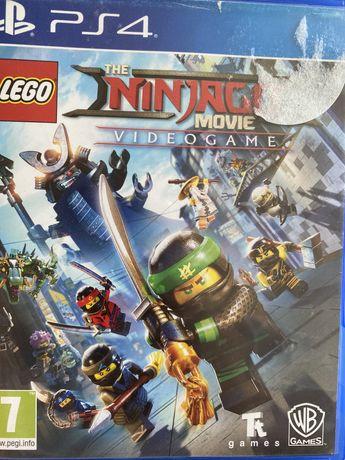 Lego Ninjago Videogame PL PS4 **Czytaj Opis**
