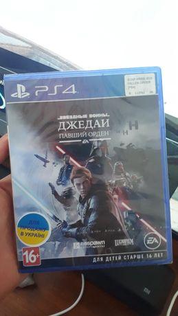 Игра Star Wars: Джедаи Павший Орден для PS4 (PS4, Русская версия)
