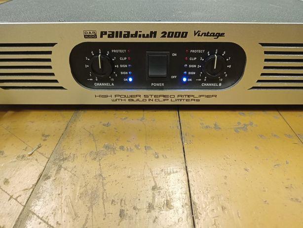 Końcówka mocy DAP AUDIO Palladium 2000