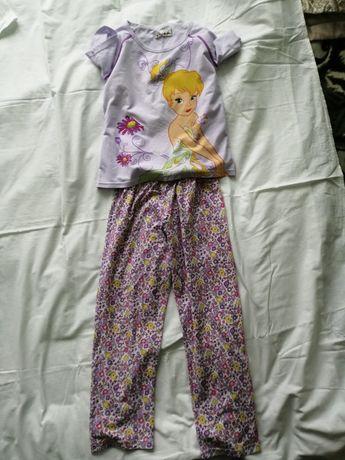 Літня піжама для дівчинки