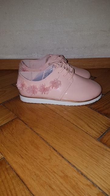 Trzewiki botki buty Reserved Nowe rozm.31 dziewczynka