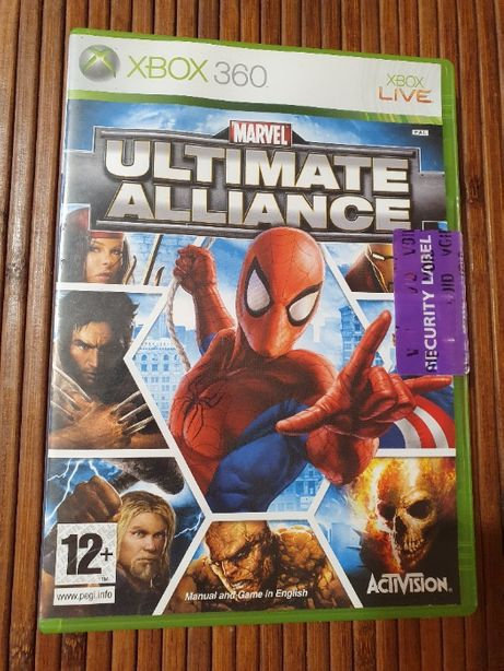 Ultimate Alliance 2 - Xbox 360