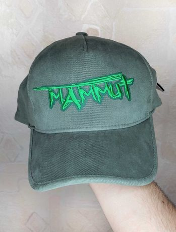 Новая кепка Mammut