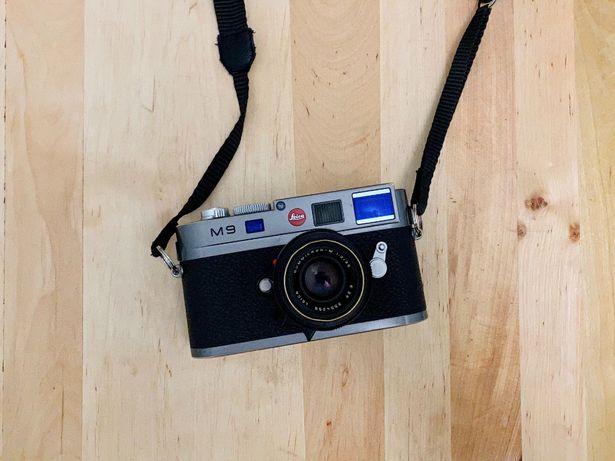 Leica M9 / Чудовий стан, Оновлений сенсор