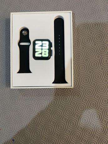 Smartwatch W56 iwo 13 pro relógio inteligente