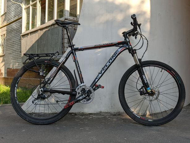 Горный велосипед Cyclone Avalanche Не GT Cannondale Specialized Pride