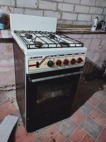 """Газовая плита/печь.Печка """"Электра"""""""