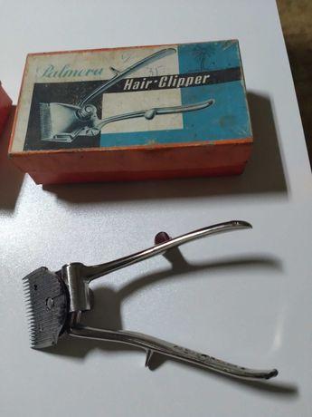 maquinas de cortar cabelo antigas