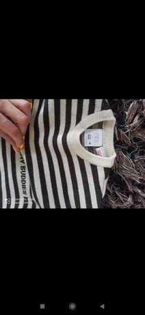 Sweter firmy Zara r. 86