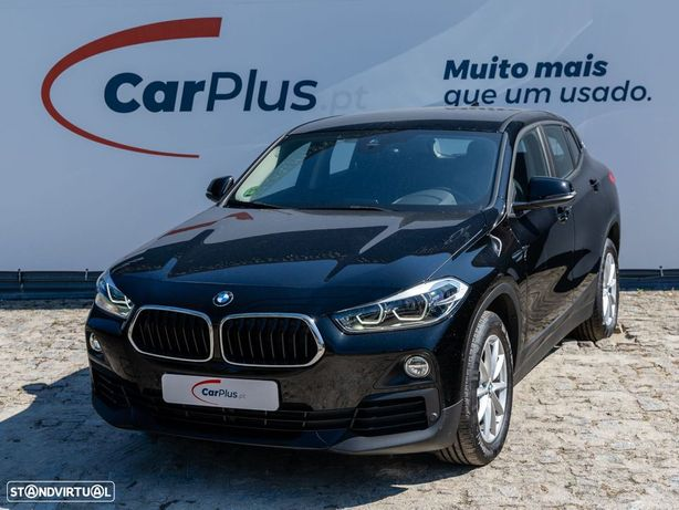 BMW X2 16 d sDrive