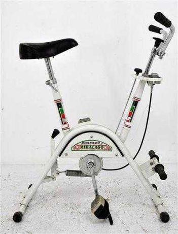 Bicicleta estática e remo Ciclostatic Miralago M1 - Bom estado