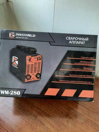Сварочный аппарат Proweld WM-280