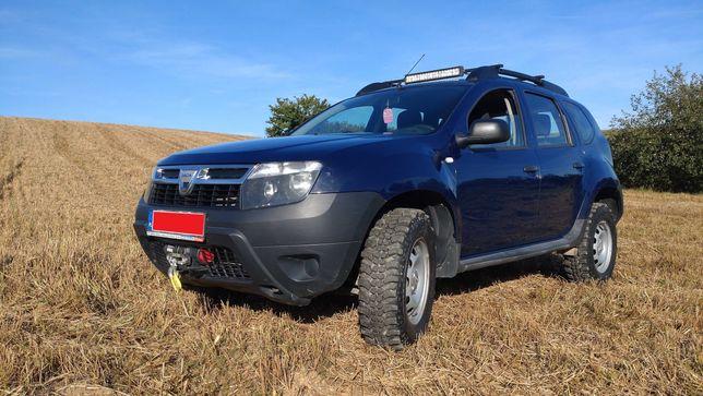 "Dacia Duster Monster Off-Road 4x4. Lift 2"", Simex 29"" Wyciągarka, LED"