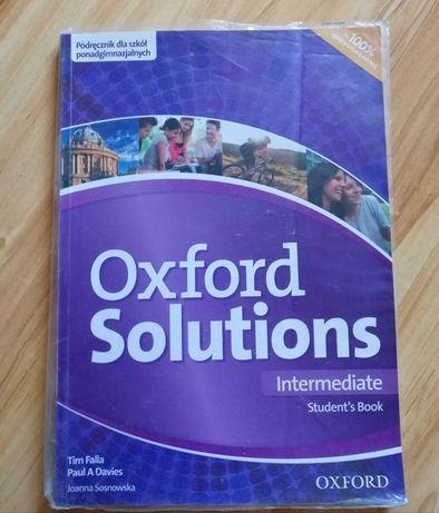 Oxford Solutions, język angielski