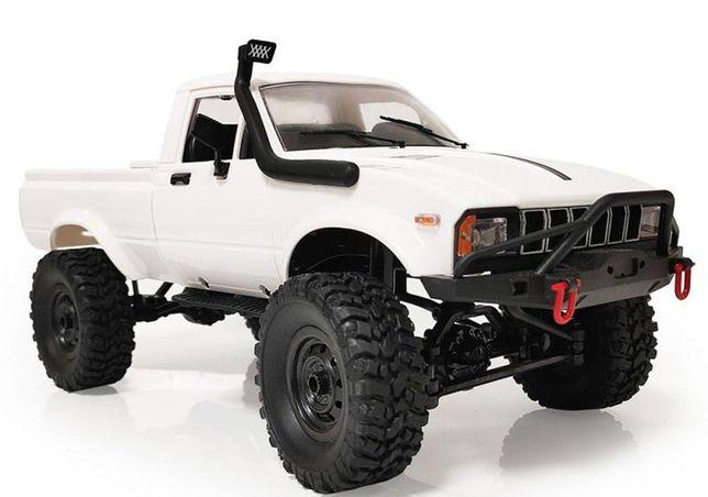 Carro RC Carrinha Pickup Crawler 4X4 WPL C24-1 escala 1:16 RTR Li-Ion
