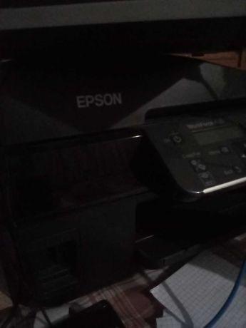 Epson workforce 435 принтер