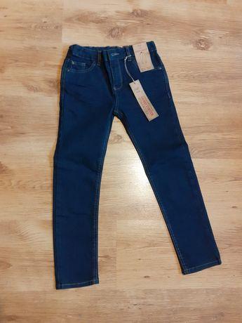 Spodnie f&f rozm. 7-8 lat
