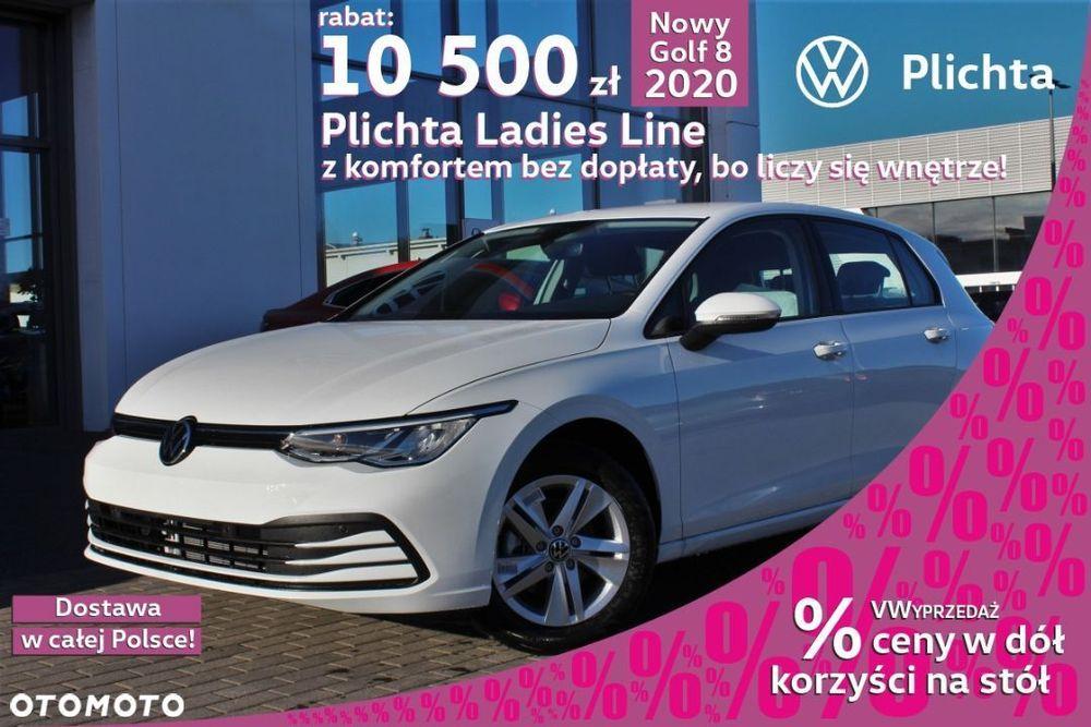 Volkswagen Golf Life 1.0 Tsi 110 Km Manualna Plichta Gdańsk Окладное - изображение 1