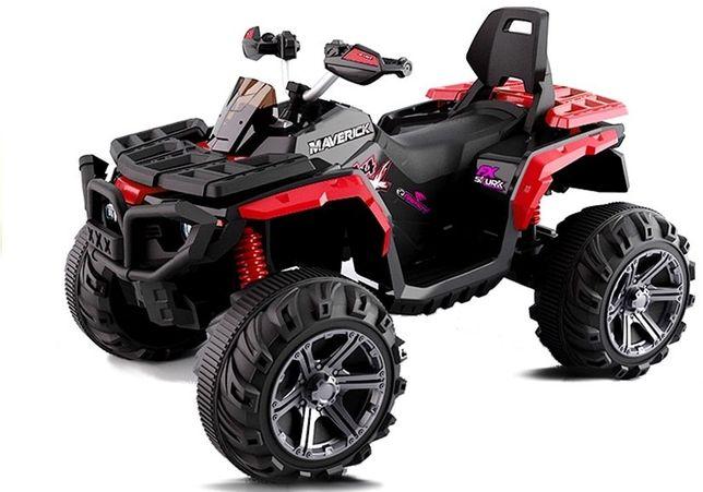 Quad na akumulator BBH3588 - Silnik: 4x45W