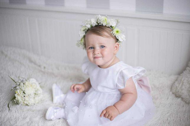 Sukieneczka do chrztu 86