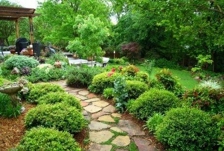 Ландшафтний дизайн і озеленення, проектування, виконання, догляд