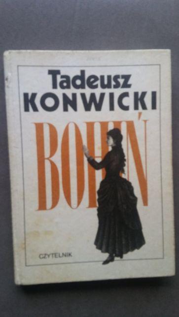 Tadeusz Konwicki BOHIŃ