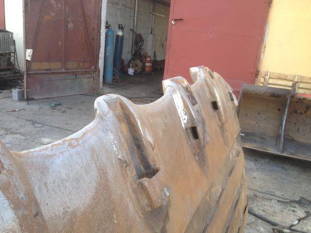 Naprawa łyżek koparka wytaczanie mobilne spawanie aluminium Namyslow