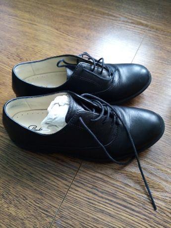 Eleganckie buty chłopięce 35