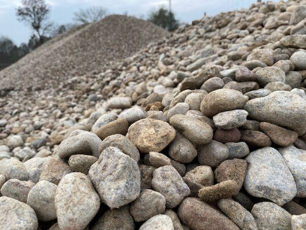 Żwir płukany kamień drenaż  16-32 ; 8-16 NAJTANIEJ