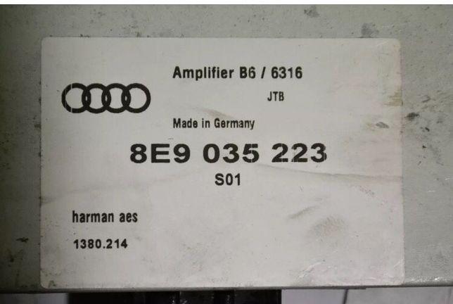 Amplificador Audi a4 b6