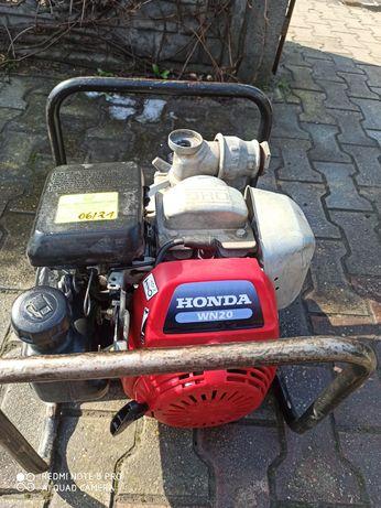 Motopompa pompa spalinowa honda